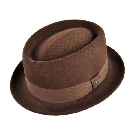Bigalli Tilth Gambler Fedora Hat