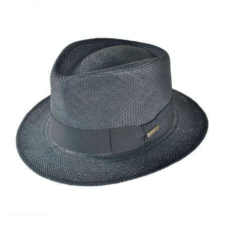 Bigalli Venezia Panama Fedora Hat