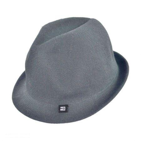Block Headwear Dune Fedora Hat