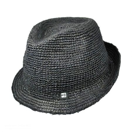 Knickerbocker Fedora Hat