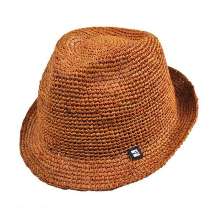 Block Headwear Knickerbocker Fedora Hat