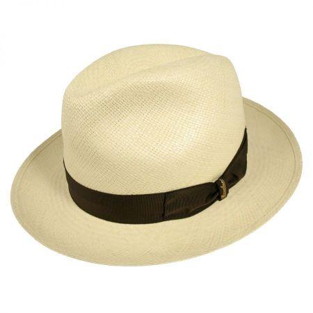Borsalino Quito Panama Fedora Hat