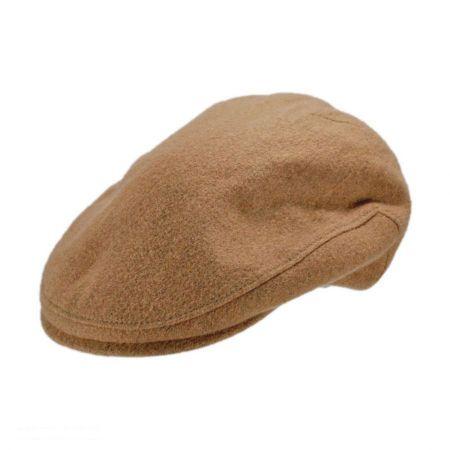 Borsalino Wool Cashmere Ivy Cap