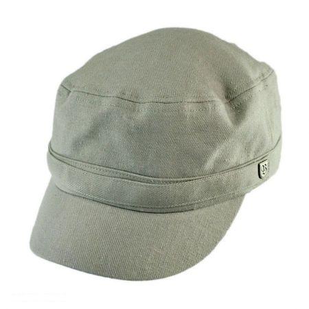 Brixton Hats Busker Twill Cadet Cap