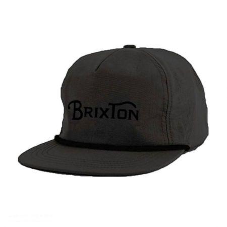 Brixton Hats Brixton Hats - Henshaw Snapback Baseball Cap