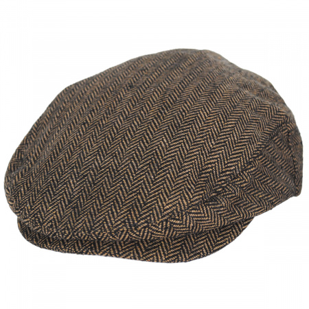 Hooligan Herringbone Wool Blend Ivy Cap alternate view 13