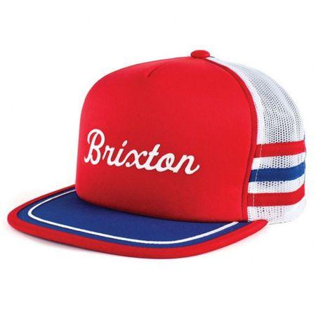 Brixton Hats Pilsner Snapback Baseball Cap