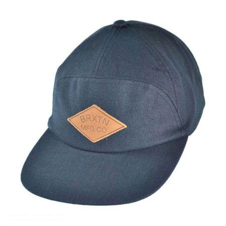 Brixton Hats Wharf Baseball Cap