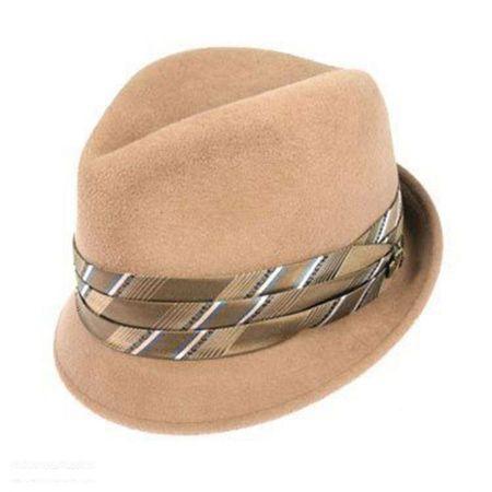 Goorin Bros Cassel Goorin Hayes Fur Felt Fedora Hat