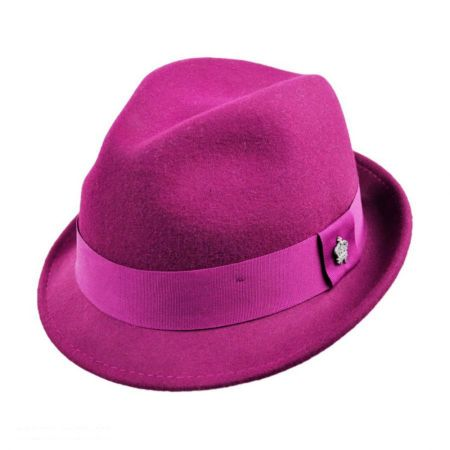 Christys' Crown Series Basix Fedora Hat