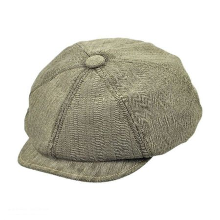 Christys' Crown Series Otis Newsboy Cap