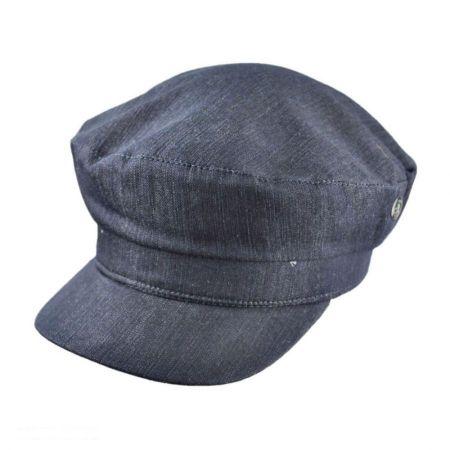 City Sport Caps Denim Fisherman's Cap