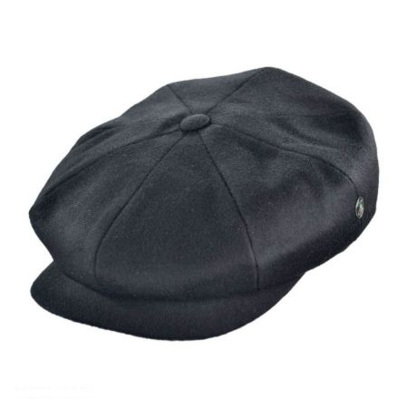 Loden Wool Newsboy Cap alternate view 17