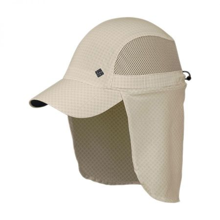 Columbia Sportswear Coolhead Cachalot Neck Flap Baseball Cap