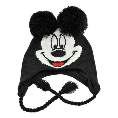 Disney Mickey Mouse Peruvian Beanie Hat