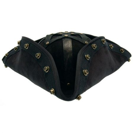 Disney Pirates of the Caribbean Blackbeard Tricorn Hat