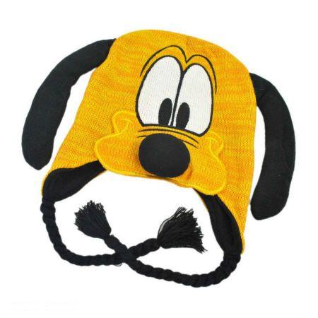 Disney Pluto Peruvian Beanie Hat