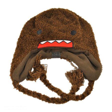 Domo Domo Face Peruvian Beanie Hat