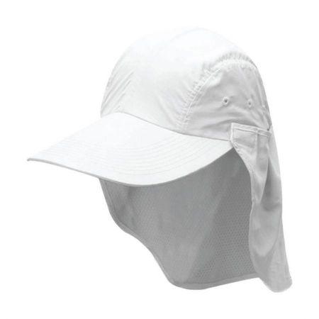 Dorfman Pacific Company Microfibre Flap Baseball Cap