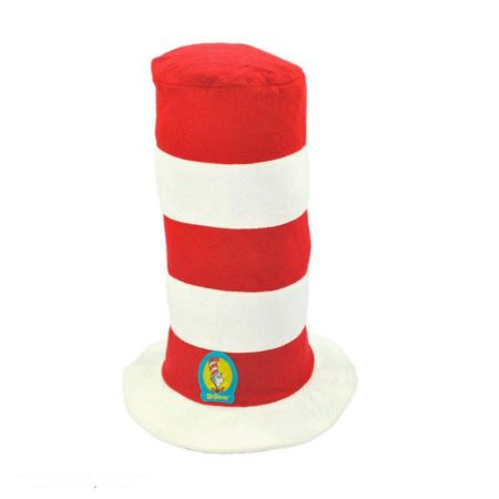 Cat in the Hat Stovepipe Topper - Youth