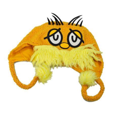 Dr. Seuss Lorax Peruvian Beanie Hat