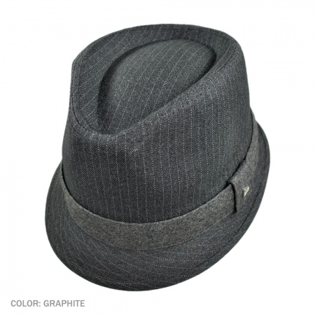 EK Collection by New Era Alcee Fedora Hat