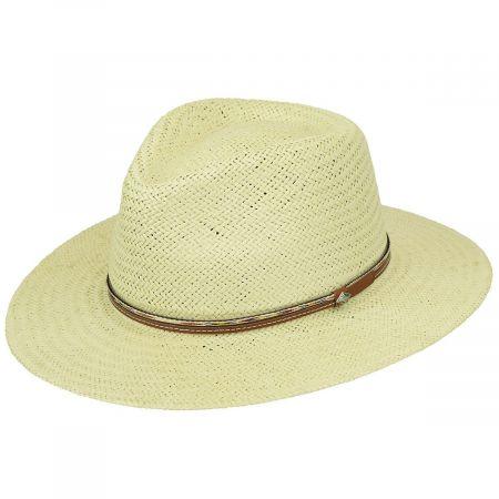 Bailey Lark Raindura Straw Outback Hat
