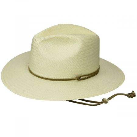 Pantropic Explorer LiteStraw Fedora Hat