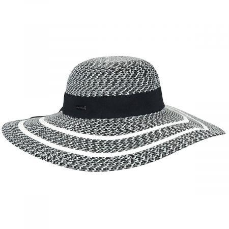 Betmar Beatrice Toyo Blend Braid Swinger Sun Hat