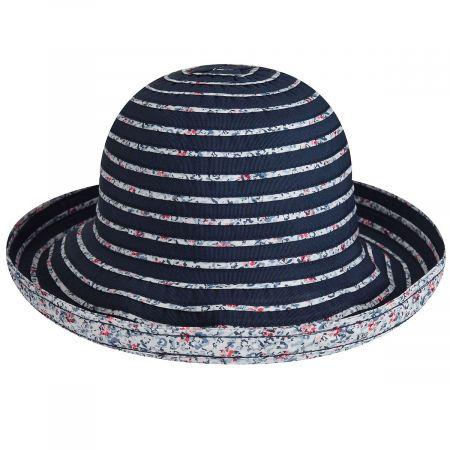 Betmar Reversible Roll Up Sun Hat