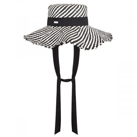 Betmar Nadine Toyo Straw Floppy Sun Hat