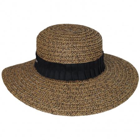 Betmar Marie Toyo Braid Sun Hat