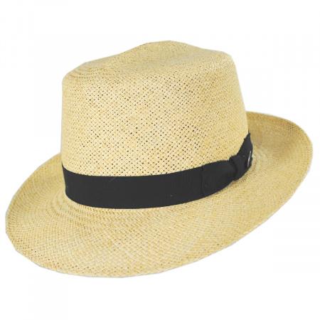 Stetson Bavaro Panama Straw Rollable Optimo Hat