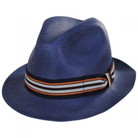 Orleans Toyo Straw Fedora Hat alternate view 5