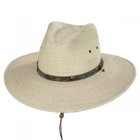 Stetson Cumberland Palm Leaf Straw Aussie Hat
