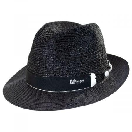 Fonte Fiore Braid Reversible Band Fedora Hat