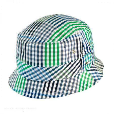 EK Collection by New Era Fresh Cotton Bucket Hat