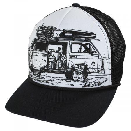 Sunday Afternoons Dream Seeker Trucker Snapback Baseball Cap