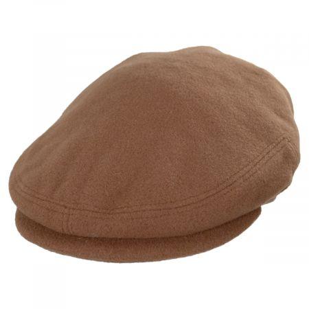 Stefeno Cooper Melton Wool Earflap Ivy Cap