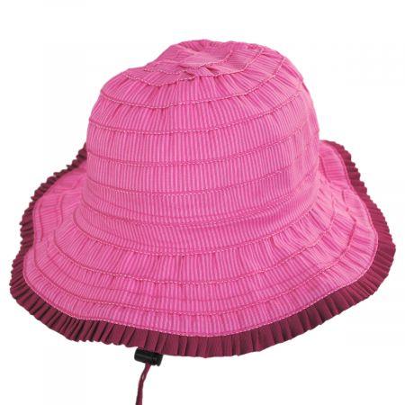 Kids' Pendini Ribbon Bucket Hat