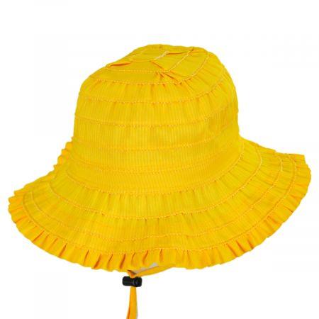 Scala Kids' Pendini Ribbon Bucket Hat