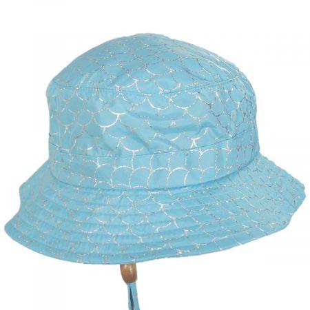 Scala Kids' Siren Packable Bucket Hat