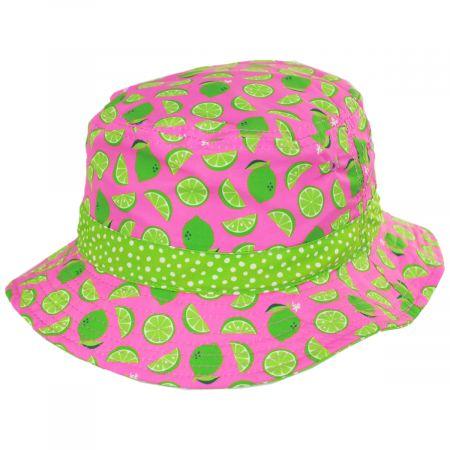 Kids' Fruit Reversible Print Bucket Hat alternate view 5
