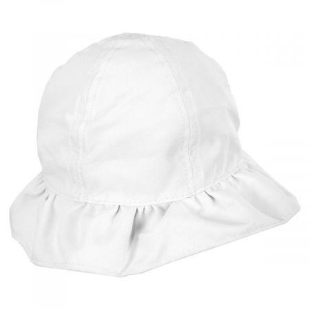 Scala Infant Minerva Microfiber Bucket Hat