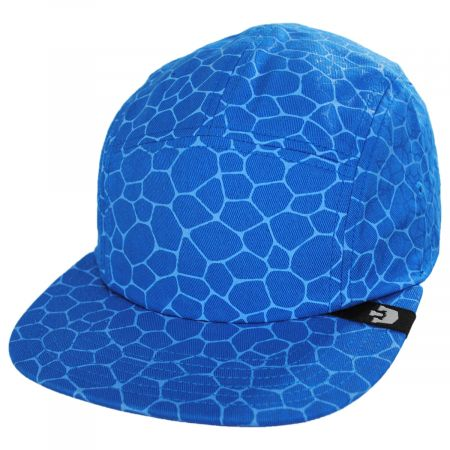 Water Trip 5-Panel Strapback Baseball Cap