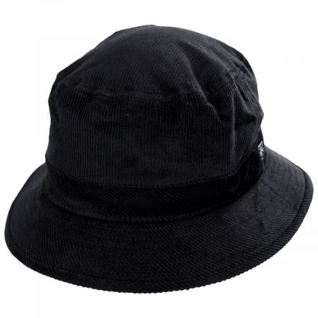 Brixton Hats B-Shield Corduroy Cotton Bucket Hat