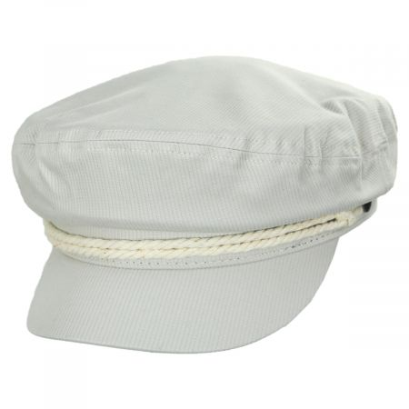 Ribbed Cotton Fiddler Cap