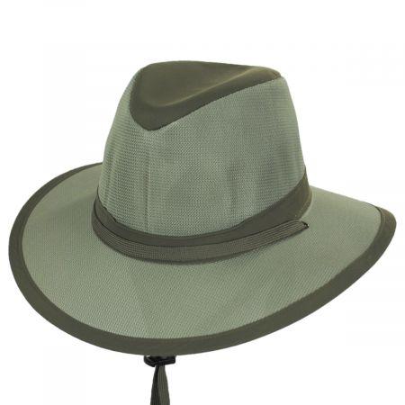 Breezer Ultralite Aussie Fedora Hat