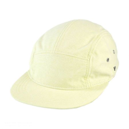 EK Collection by New Era Patchford Camper 5 Panel Strapback Baseball Cap