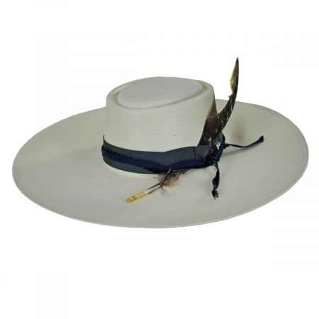 Desert Sky Shantung Straw Planter Hat alternate view 9